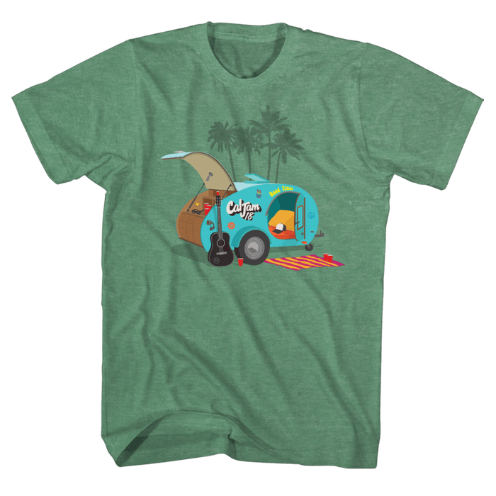 Cal Jam Camper Tee - Foo Fighters