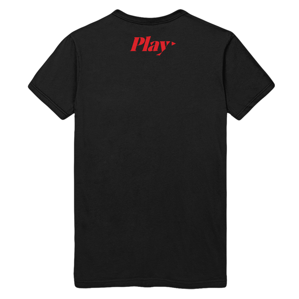 Play Black Tee + Digital - Foo Fighters