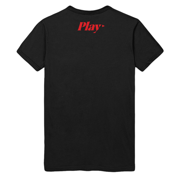 Play Black Tee + LP - Foo Fighters