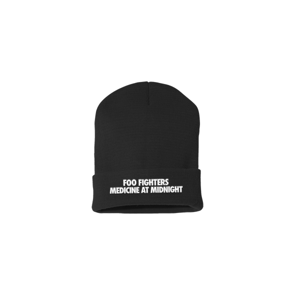 Medicine At Midnight Beanie