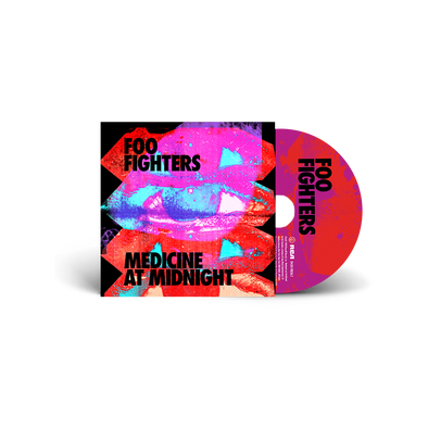Medicine At Midnight CD