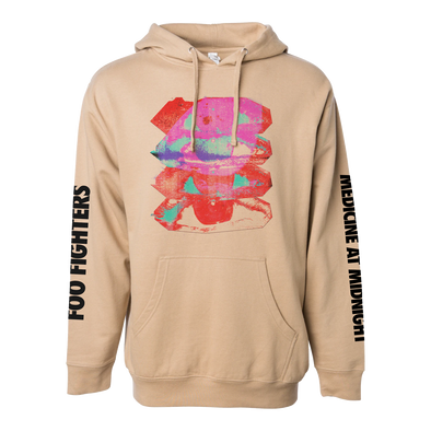 Stacked Eye Pullover Hoodie