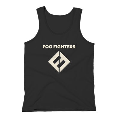 Logo Tank Top - Foo Fighters