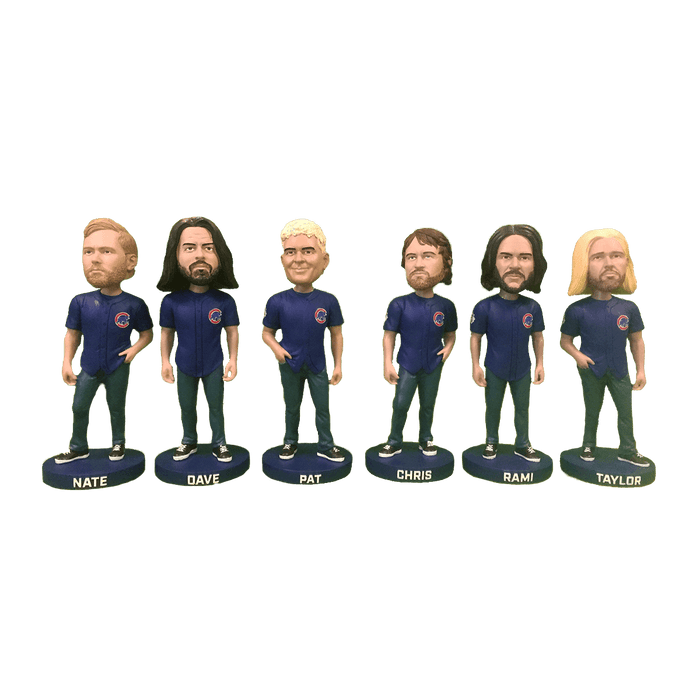 Chicago Bobble Heads - Foo Fighters