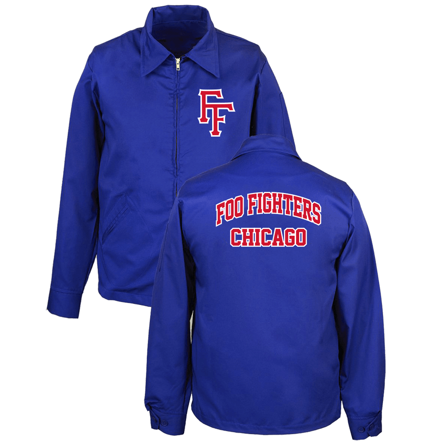 Chicago Ground Crew Jacket - Foo Fighters