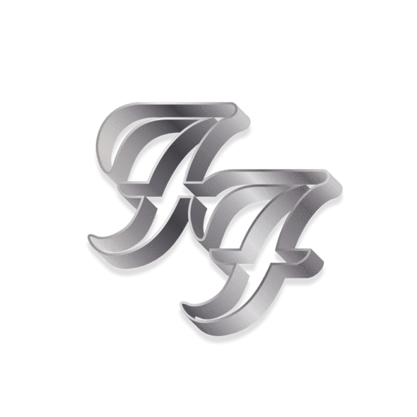 FF Cookie Cutter - Foo Fighters