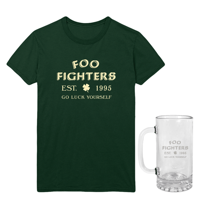 Go Luck Yourself Bundle - Foo Fighters