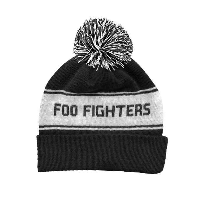 Foo Fighters Pom Beanie - Foo Fighters