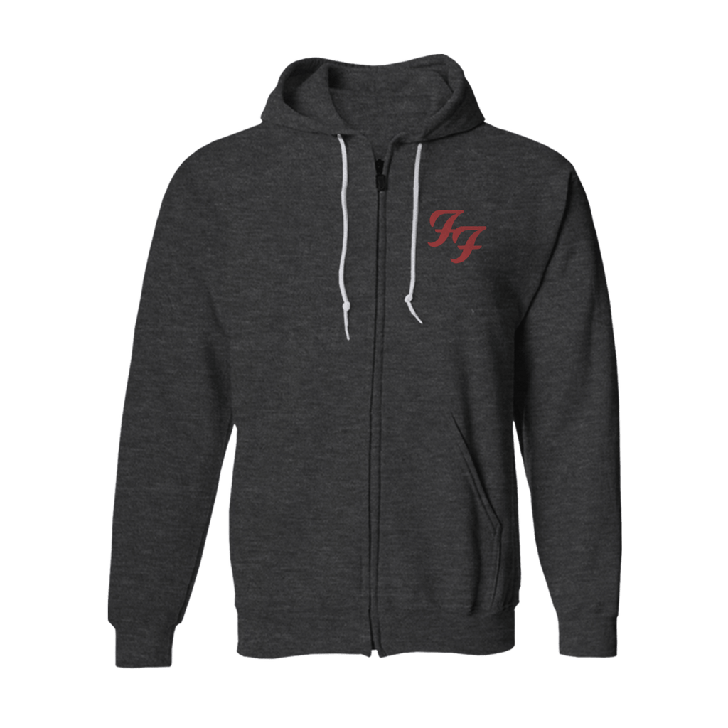Racer Zip Hoodie - Foo Fighters