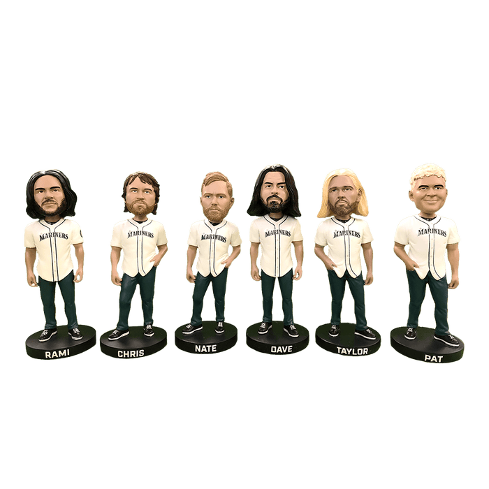 Seattle Bobble Heads - Foo Fighters