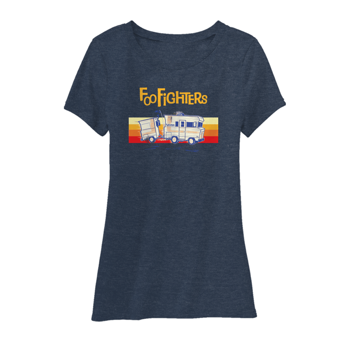 Winnebago Womens Tee - Foo Fighters