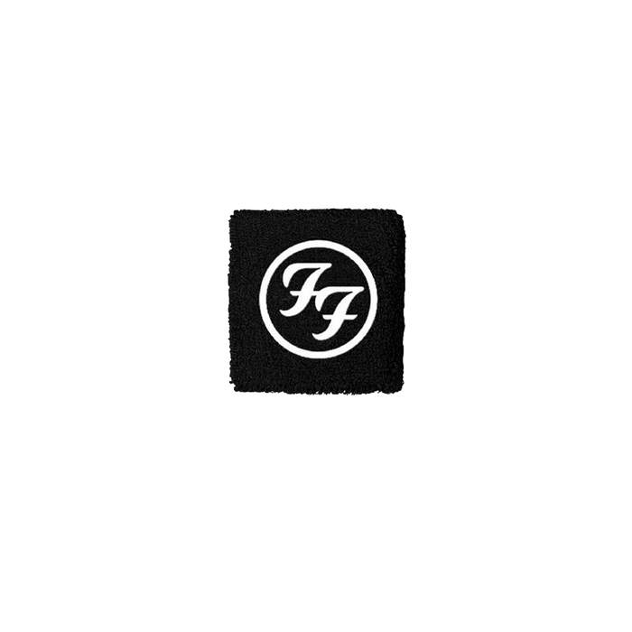 Circle Logo Wristband - Foo Fighters