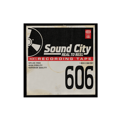 Sound City Real to Reel Vinyl