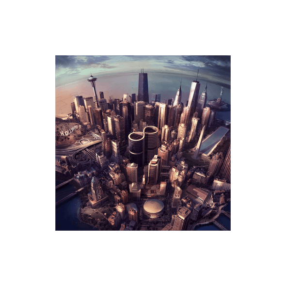 Sonic Highways Vinyl