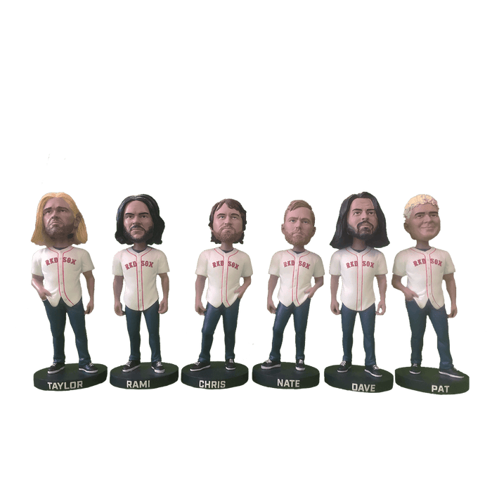Boston Bobble Heads - Foo Fighters