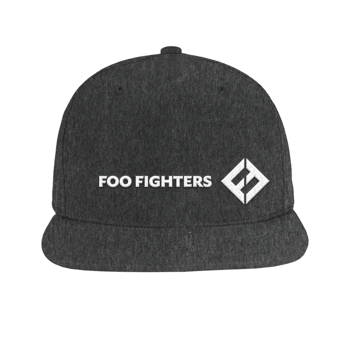 FF Equals Snapback Hat - Foo Fighters
