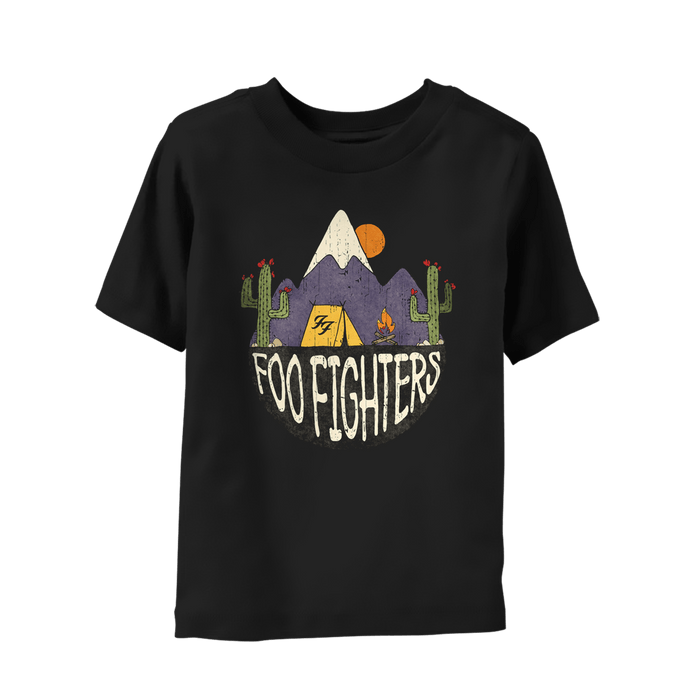 Foo Camp Kids Tee - Foo Fighters