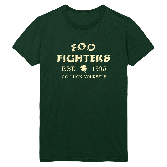 Go Luck Yourself Tee - Foo Fighters