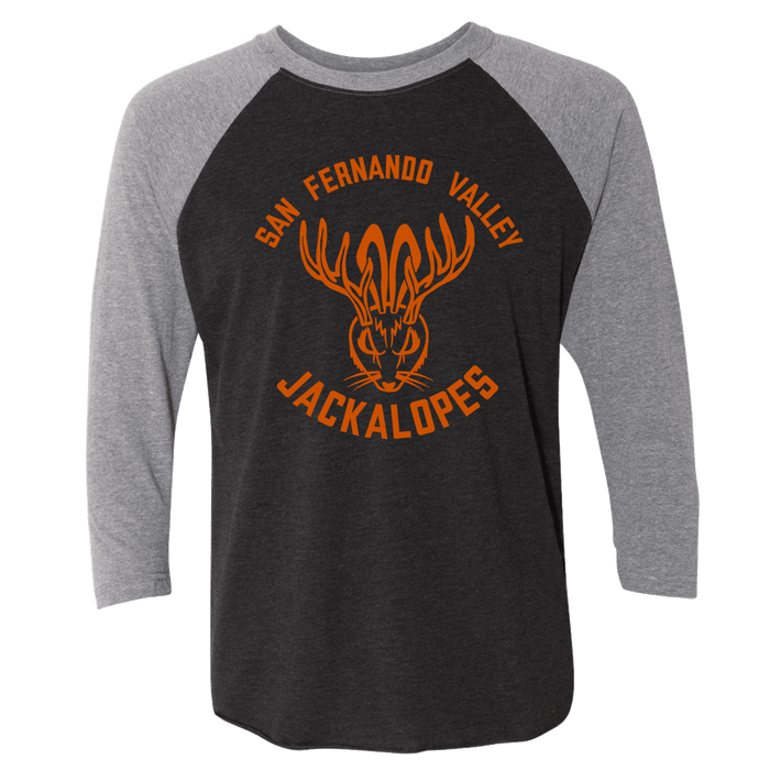 Jackalopes 3/4 Sleeve Raglan - Foo Fighters