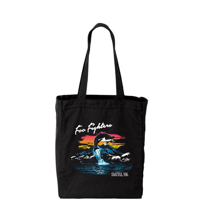 Free Willy Tote - Foo Fighters