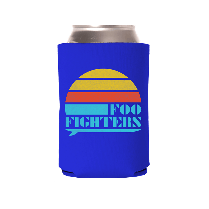 Surfboard Koozie - Foo Fighters
