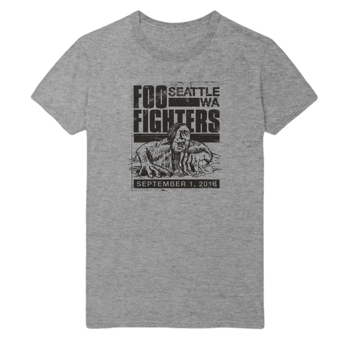 Troll Tee - Foo Fighters