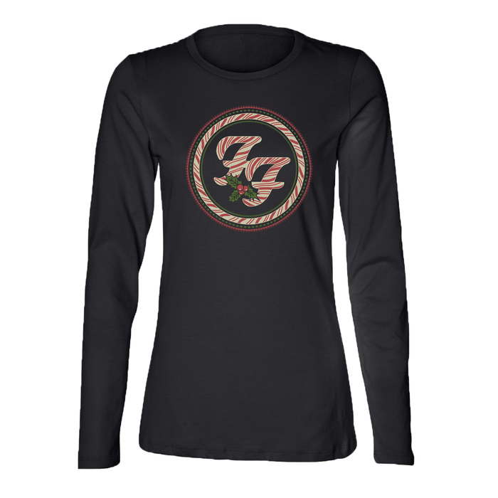 Candy Icon Womens Long Sleeve