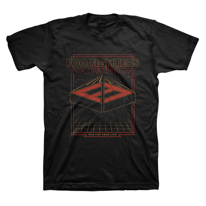 Vintage Arcade Tee - Foo Fighters