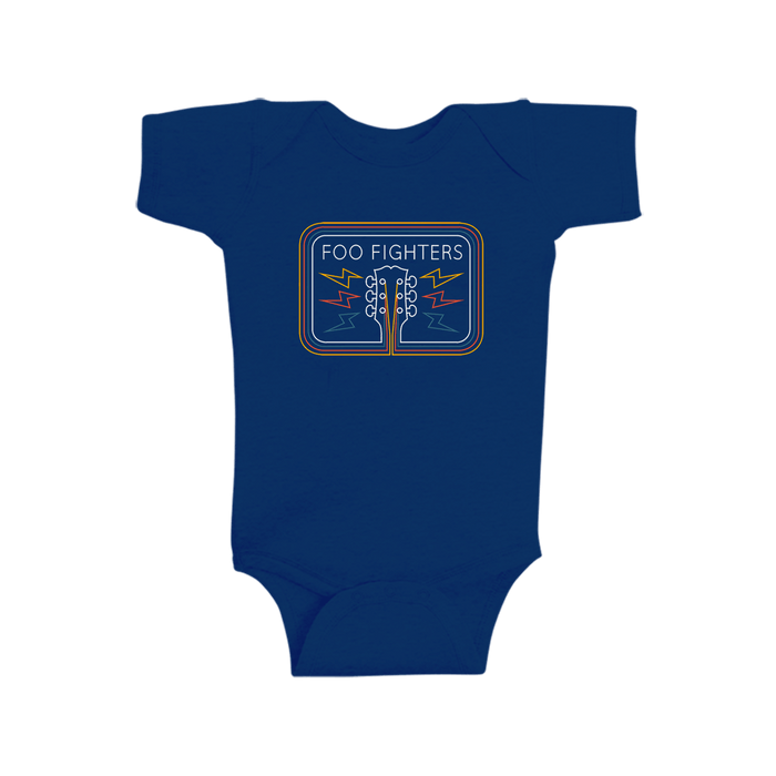 Guitar Onesie - Foo Fighters