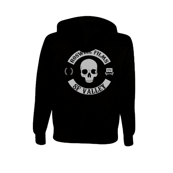 Roswell Films Hoodie - Foo Fighters