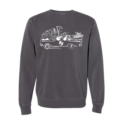 Going Nowhere Crewneck - Foo Fighters