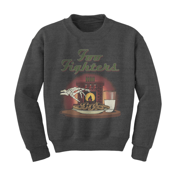 Seasons Greetings Crewneck Sweatshirt