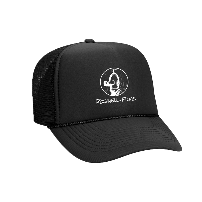 Roswell Films Trucker Hat - Foo Fighters