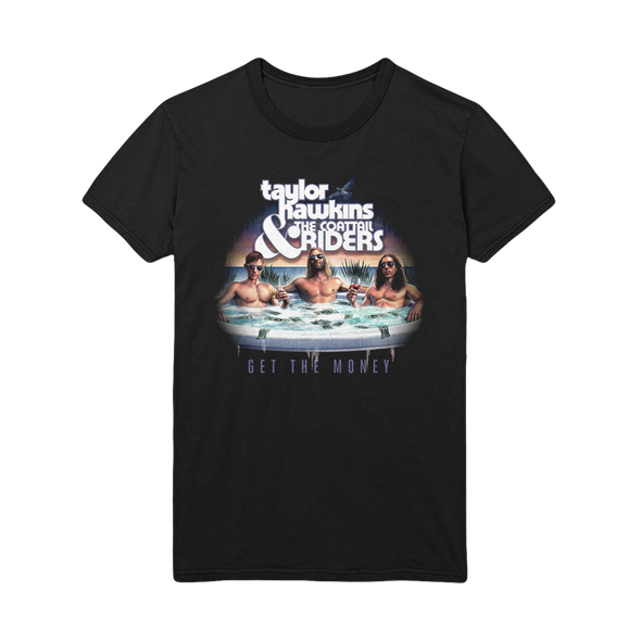 Taylor Hawkins Get the Money Album Tee