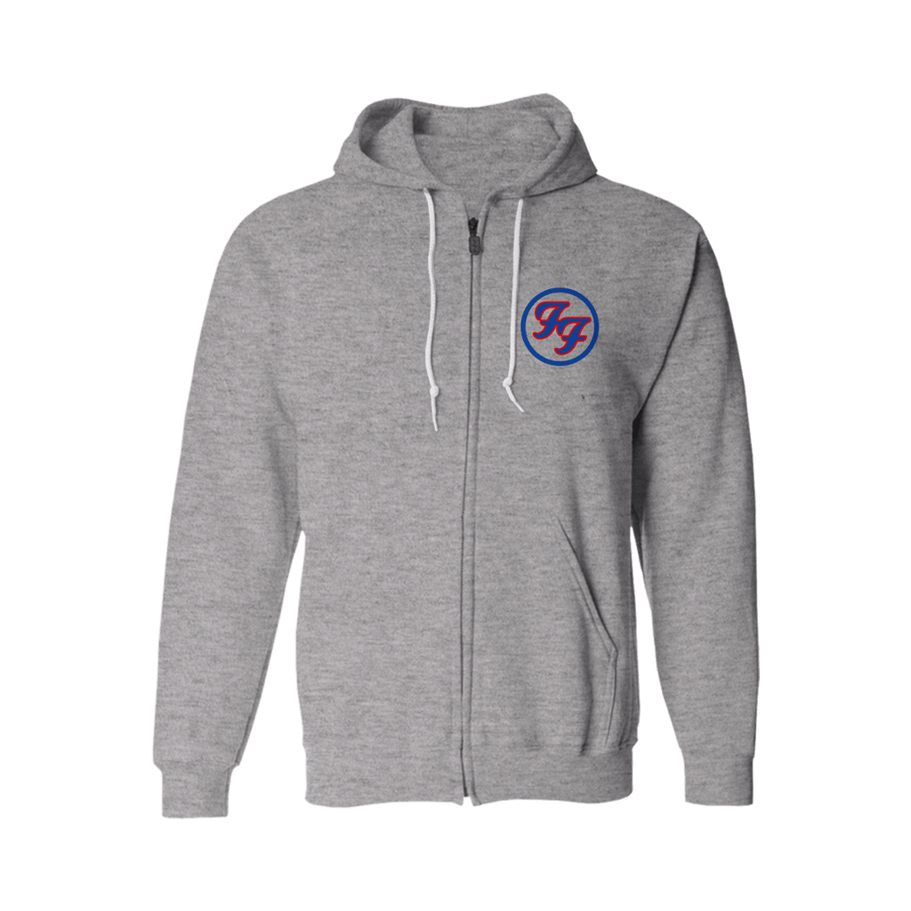 Toronto Zip Hoodie - Foo Fighters