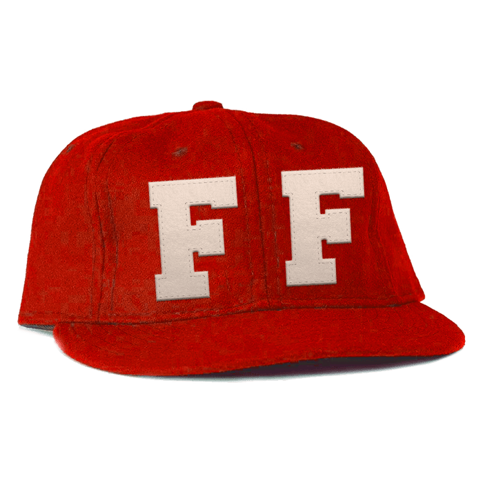 Red Wool Hat - Foo Fighters