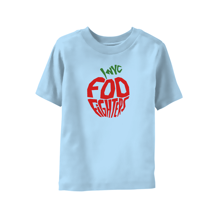 Big Apple Youth Tee - Foo Fighters