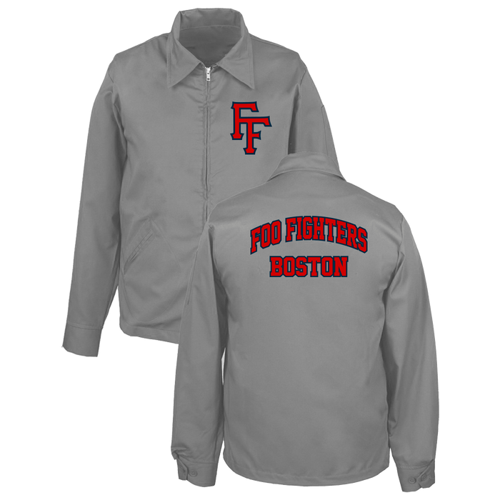 Boston Foo Crew Jacket - Foo Fighters