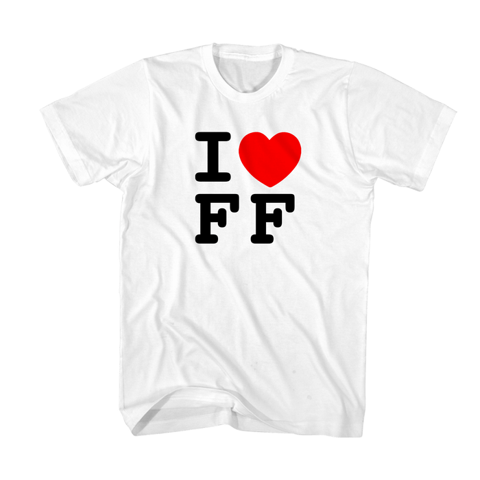 I Heart FF Tee - Foo Fighters
