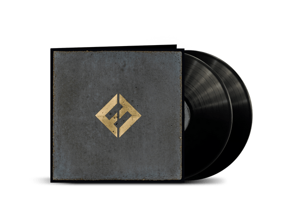 Concrete and Gold Vinyl - Foo Fighters