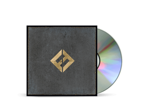 Concrete and Gold CD - Foo Fighters