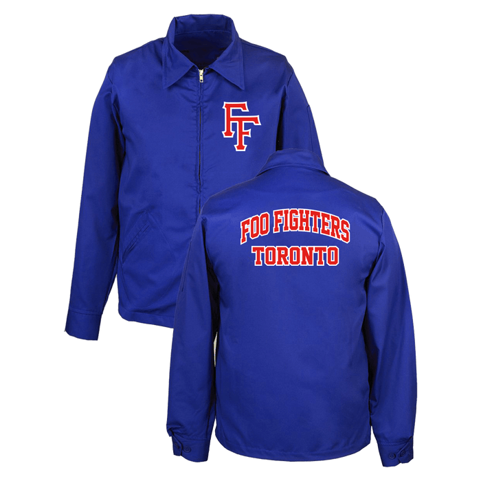 Toronto Grounds Crew Jacket - Foo Fighters