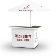 coffee-bar-white-bar-umbrella