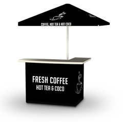 coffee-bar-black-bar-umbrella