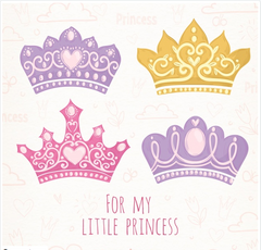 PRINCESS - CROWNS