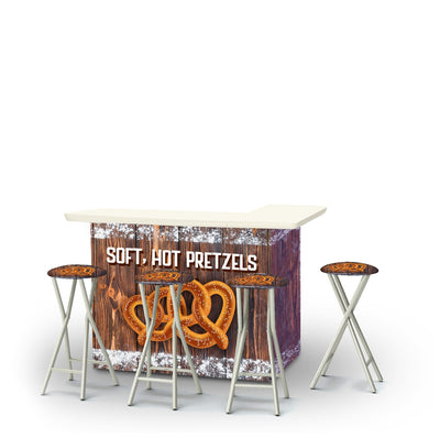 Pretzels - Bakery Wood