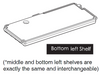 Shelf - Bottom Left