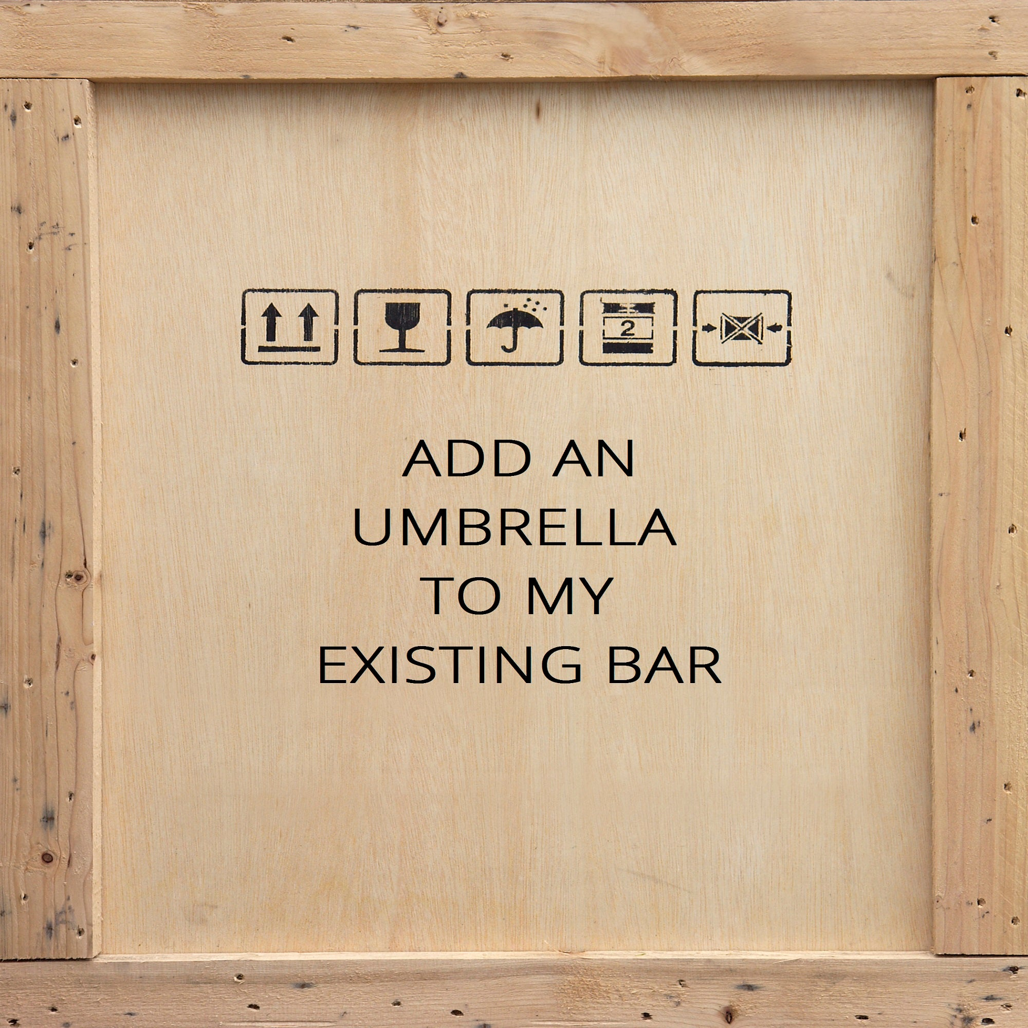 Add Umbrella
