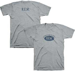 Automatic For The People Throwback Tee - R.E.M.