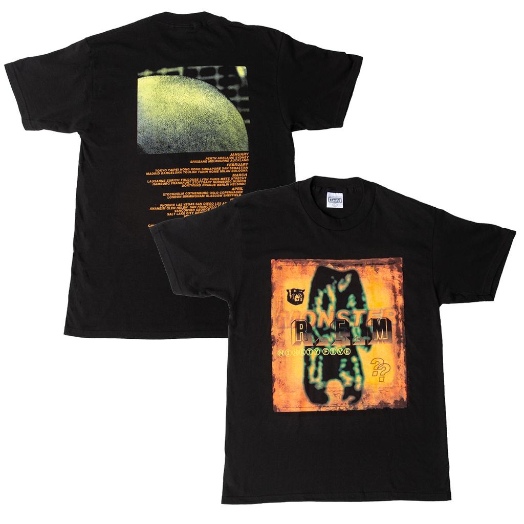 Bear Monster Originals Tee-R.E.M.